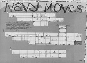 Карта Navy Moves