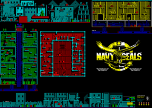 Карта Navy SEALs