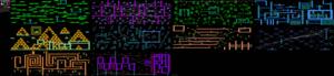 Карта Netherworld