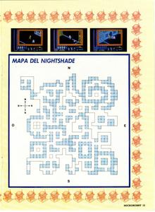 Карта Nightshade