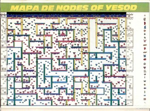 Карта Nodes of Yesod