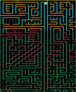 Карта Nonterraqueous