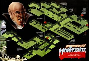 Карта Nosferatu the Vampyre