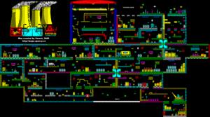 Карта Nuclear Bowls