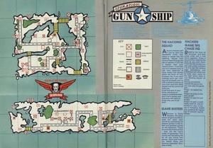 Карта Operation Gunship