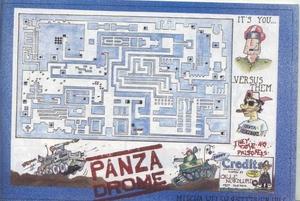Карта Panzadrome