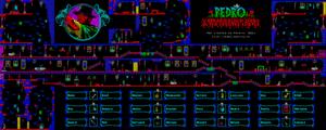 Карта Pedro v Strasidelnom Zamku