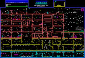 Карта Phantomas