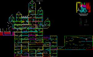 Карта Phantomas 2
