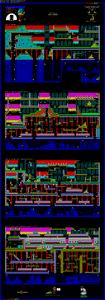 Карта Phantomas Tales #4: Severin Sewers