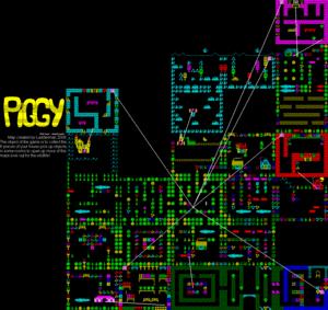 Карта Piggy
