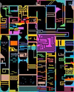 Карта Planet of Shades