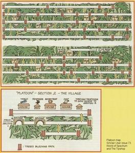 Карта Platoon