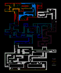 Карта Poseidon: Planet Eleven