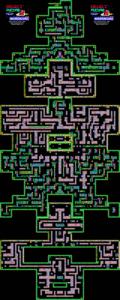Карта Project Future
