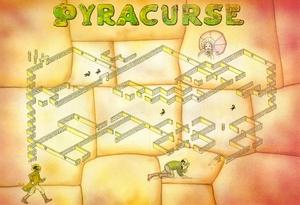 Карта Pyracurse