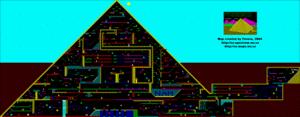 Карта Pyramania