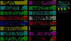 Карта Quackshot