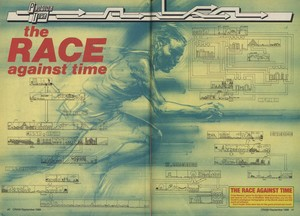 Карта Race Against Time, The