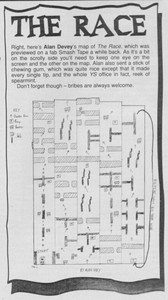 Карта Race, The