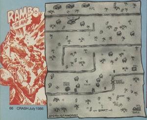 Карта Rambo
