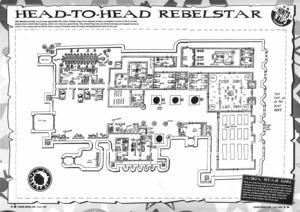 Карта Rebelstar