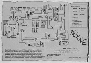 Карта Rescue