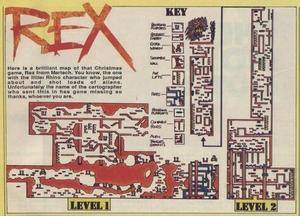 Карта Rex (Instructions)