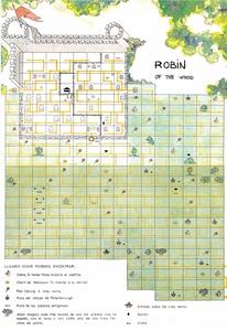 Карта Robin of the Wood
