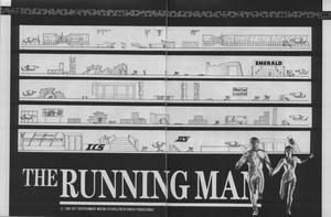 Карта Running Man, The