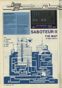Карта Saboteur II