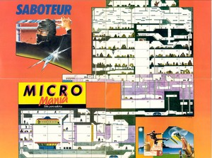 Карта Saboteur!