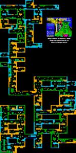 Карта Scumball
