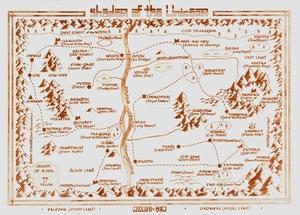 Карта Shadow of the Unicorn