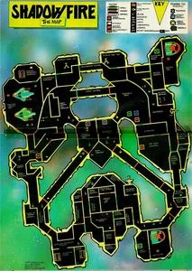 Карта Теневой огонь