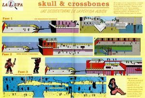 Карта Skull & Crossbones