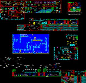 Карта Slightly Magic