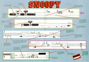 Карта Snoopy