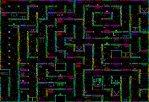 Карта Soul of a Robot