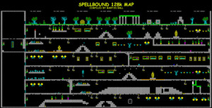 Карта Spellbound