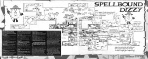 Карта Spellbound Dizzy