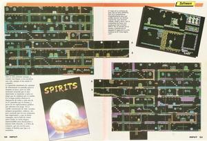 Карта Spirits