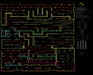 Карта Spooked