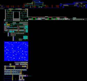Карта Strider II