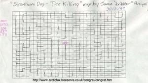 Карта Strontium Dog: The Killing