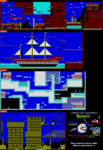 Карта Stuntman Seymour