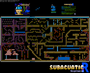 Карта Subacuatic Reloaded