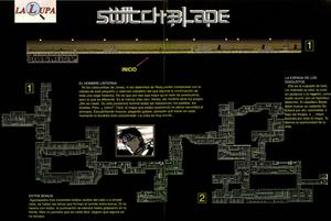 Карта Switchblade