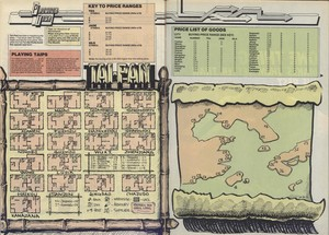 Карта Tai-Pan