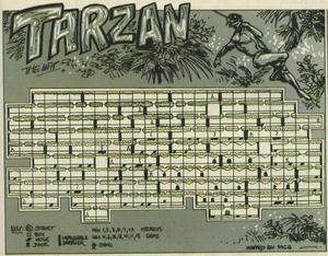 Карта Tarzan